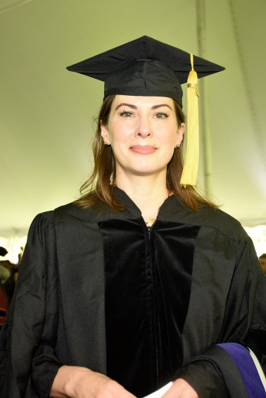 UConn graduation May 2018